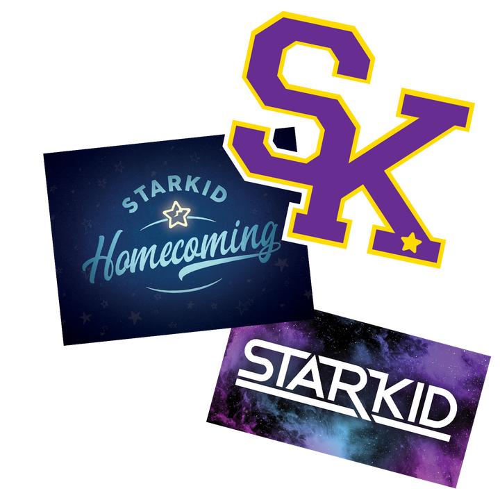 StarKid Homecoming - Sticker Pack