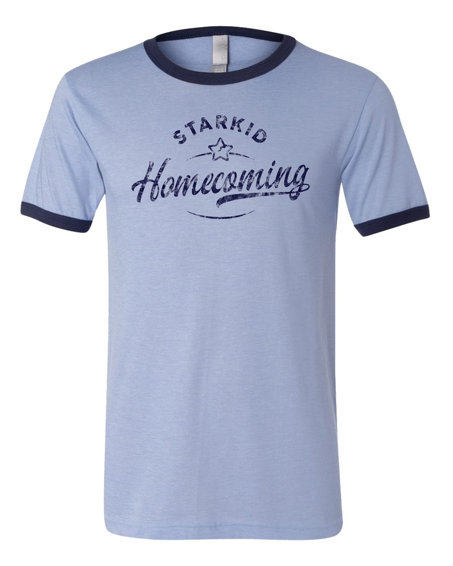 StarKid Homecoming - Logo Ringer T-shirt