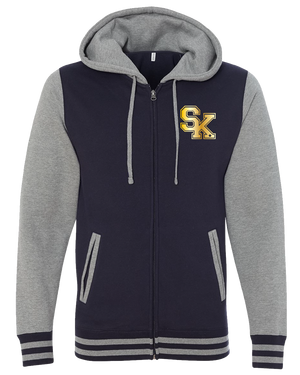 StarKid Homecoming - Gold Shimmering Print Hoodie