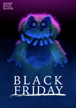 Black Friday - DVD/Blu-ray/Digital Download