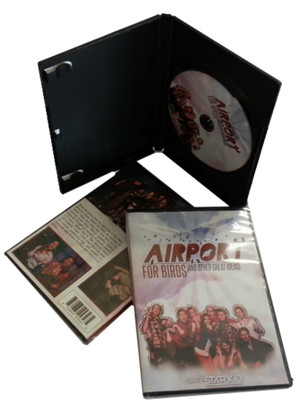 Airport For Birds – DVD/Digital Download