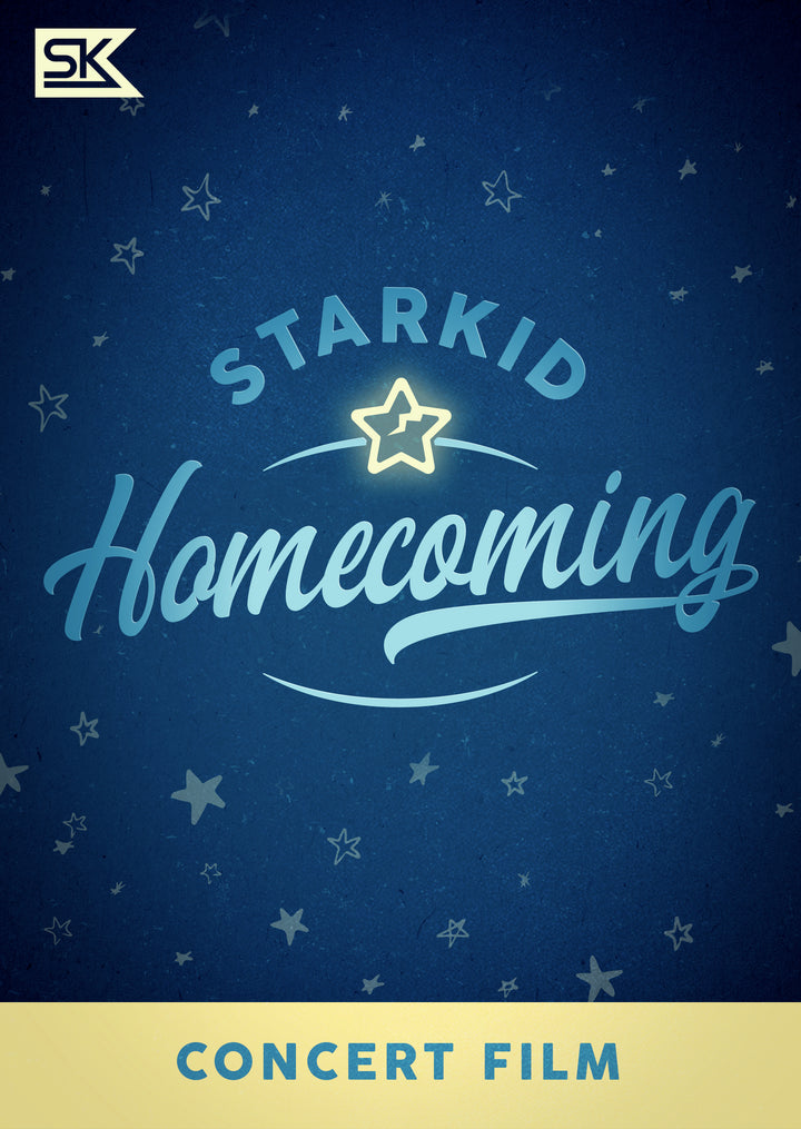 StarKid Homecoming - DVD/Blu-ray/Digital Download