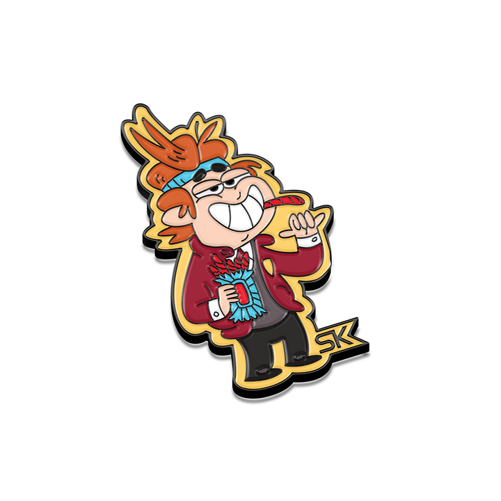 A Very Potter Musical – Candy Boy Enamel Pin (Pindemonium Pack 1)