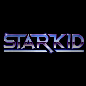 StarKid Chrome StarKid Logo Black Art Preview