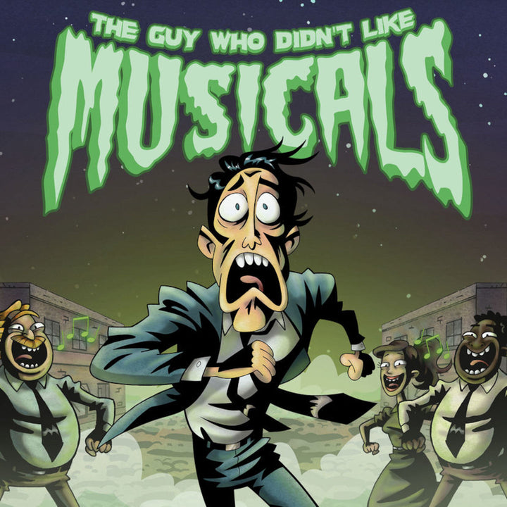 The Guy Who Didn't Like Musicals - Cast Recording