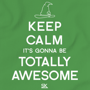 StarKid Keep Calm It's Awesome - Dublin Edition Green Art Preview