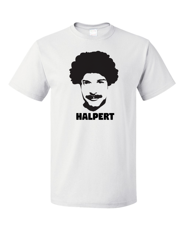 Standard White Movies, Musicals, and Me - Halpert T-shirt