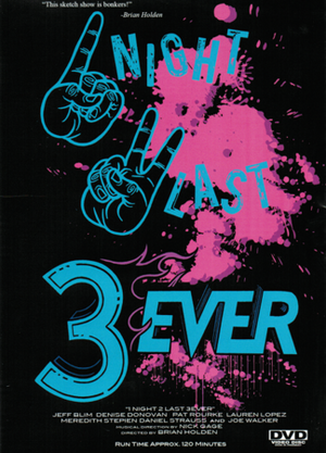 1Night 2Last 3EVER – DVD/Digital Download