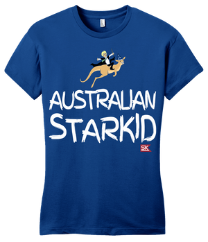 Girly Royal StarKid AUSTRALIAN STARKID  T-shirt