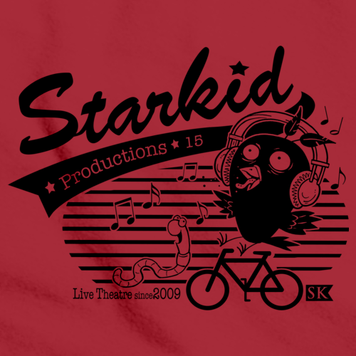 StarKid Bird Red Art Preview