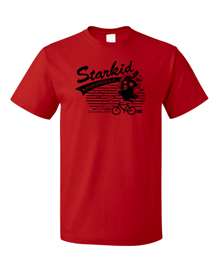 Standard Red StarKid Bird T-shirt