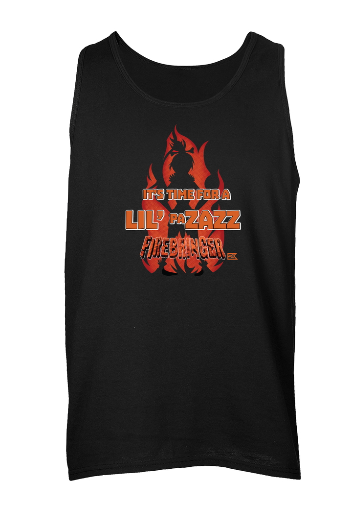Tank Top Black Firebringer Pazazz Tank-Top