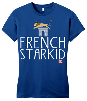 Girly Royal StarKid FRENCH STARKID T-shirt