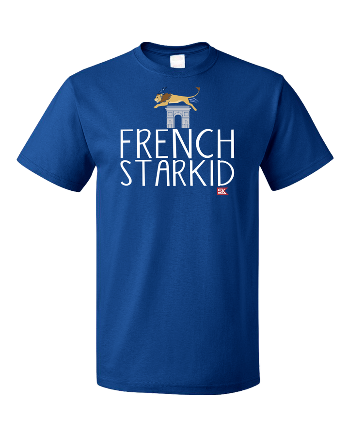 Standard Royal StarKid FRENCH STARKID T-shirt