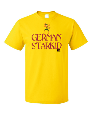 Standard Yellow StarKid GERMAN STARKID T-shirt