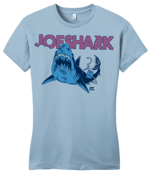 Girly Light Blue StarKid Joeshark Tee from 1-2-3-Ever T-shirt