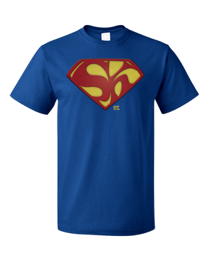 Standard Royal Starkid Holy Musical, B@man! Superman Logo T-shirt