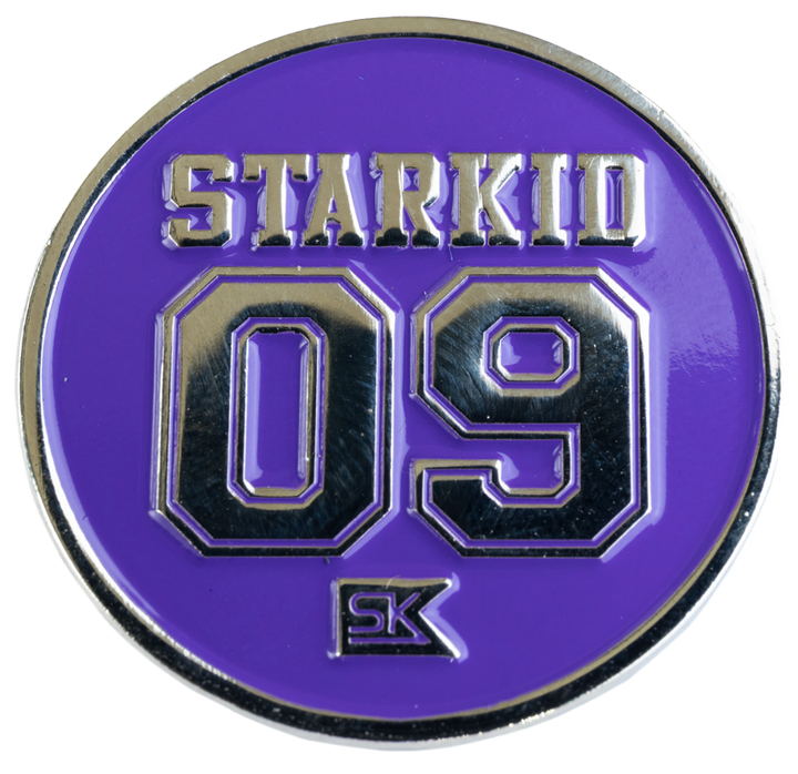 StarKid Homecoming - StarKid '09 Purple Enamel Pin