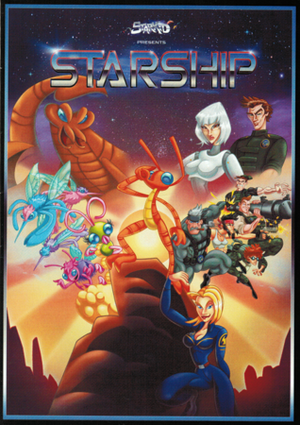 Starship – DVD Only