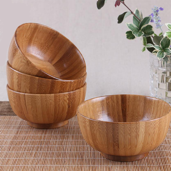 Bamboo Kitchen Bowl