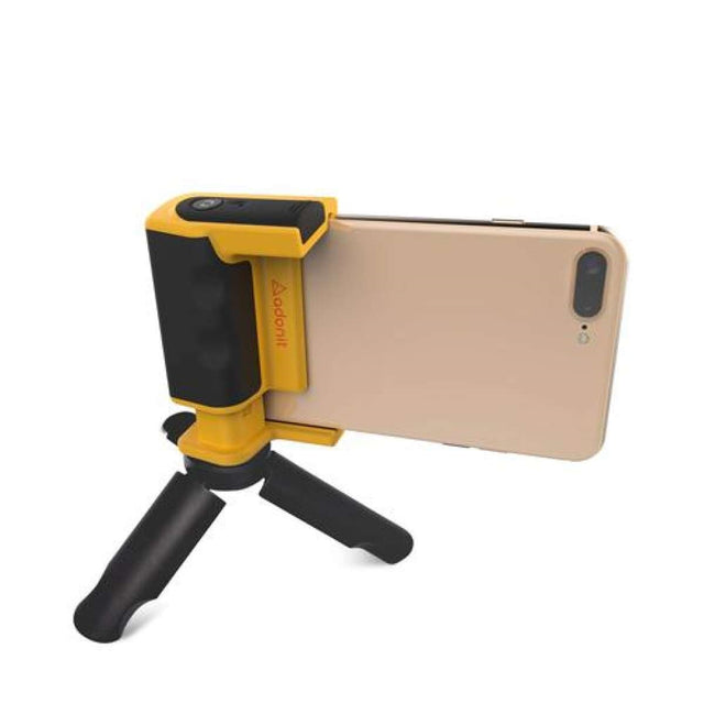 Adonit Photogrip Mini Tripod - Yellow