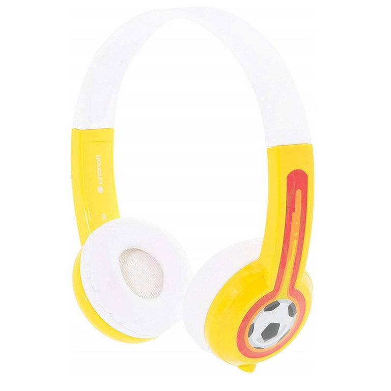 BuddyPhones Explore Non-Foldable Bluetooth Kids Headphone
