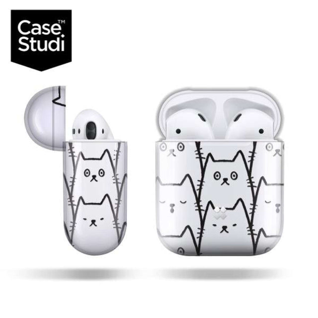 CaseStudi Prismart Airpod Case - Cat