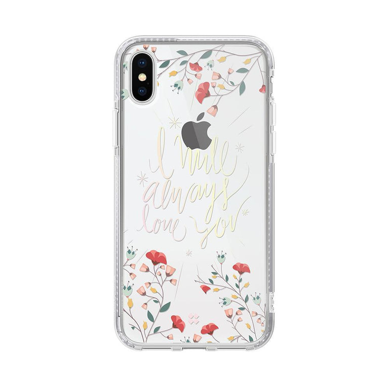 CaseStudi Prismart Iphone Case For iPhone XS Max - Love