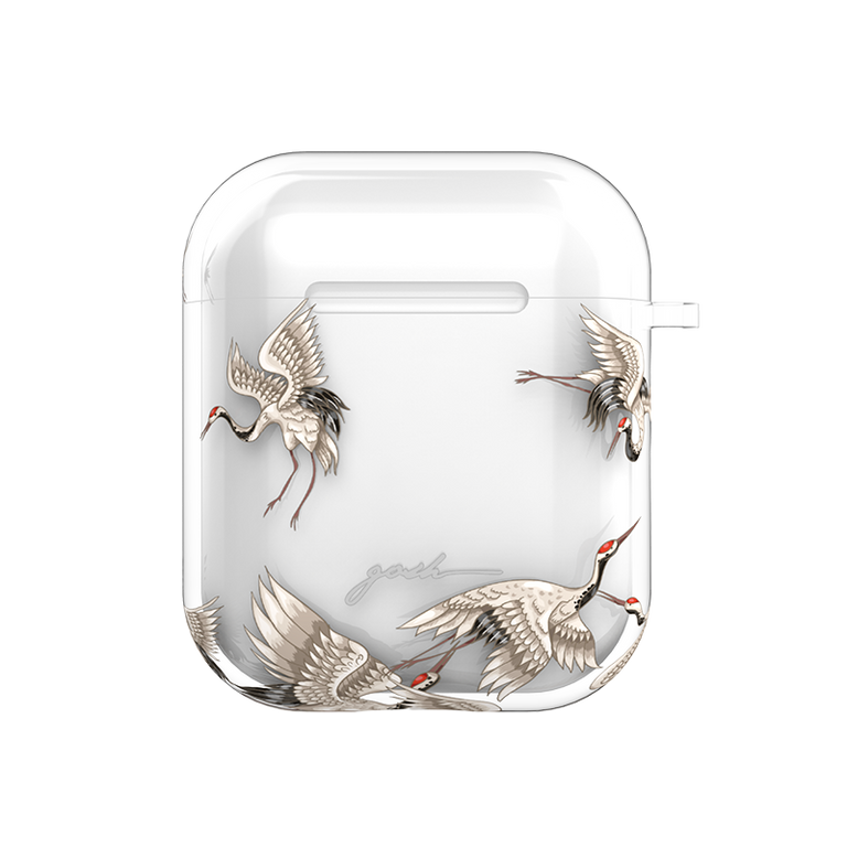 GOSH AIRPODS CASE - QUEEN PHOENIX