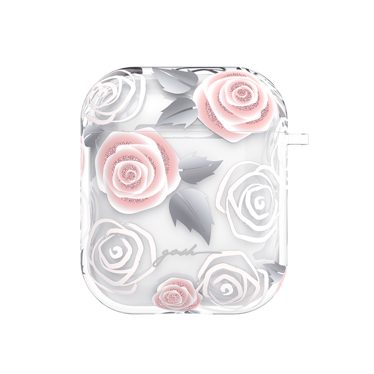 GOSH AIRPODS CASE - ROSY LOVE