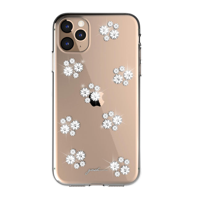 GOSH IPHONE 11 PHONE CASE - DIASIES SPARKLE