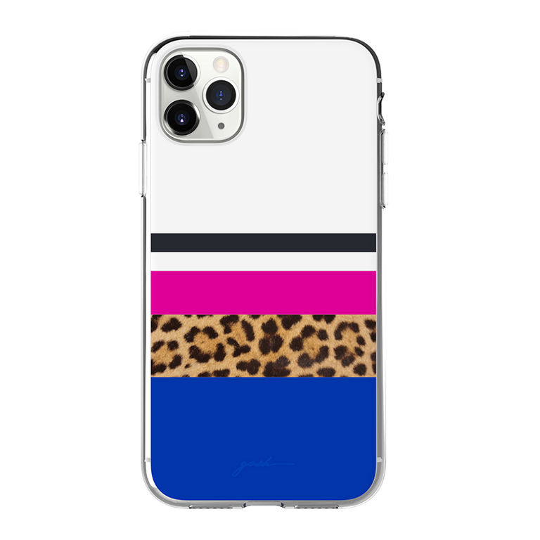 GOSH IPHONE 11 PHONE CASE - TRAPEE PRINT