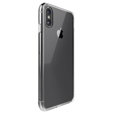 GOSH IPHONE X PHONE CASE - KOORI CLEAR
