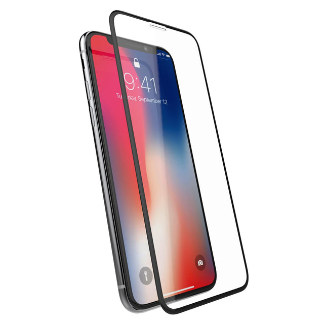 GOSH IntelliGlass 3D Tempered Glass Screen Protector for iPhone X