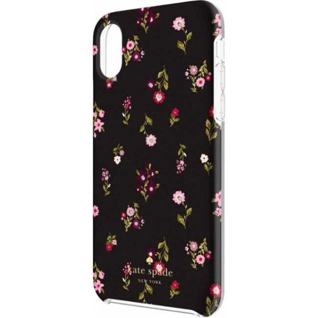 Kate Spade New York Hardshell Case Spriggy Floral iPhone X