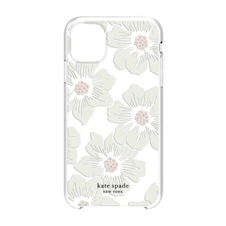 Kate Spade New York Phone Case iPhone 11 - Hollyhock Floral