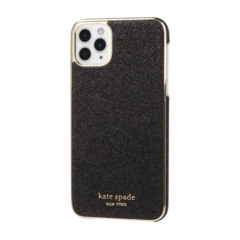 Kate Spade New York Phone Case iPhone 11 - Wrap Munera Black
