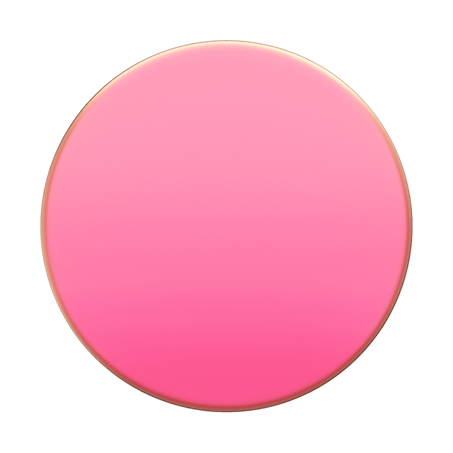 Popsockets PopGrips Color Chrome Pink (Gloss Surface)