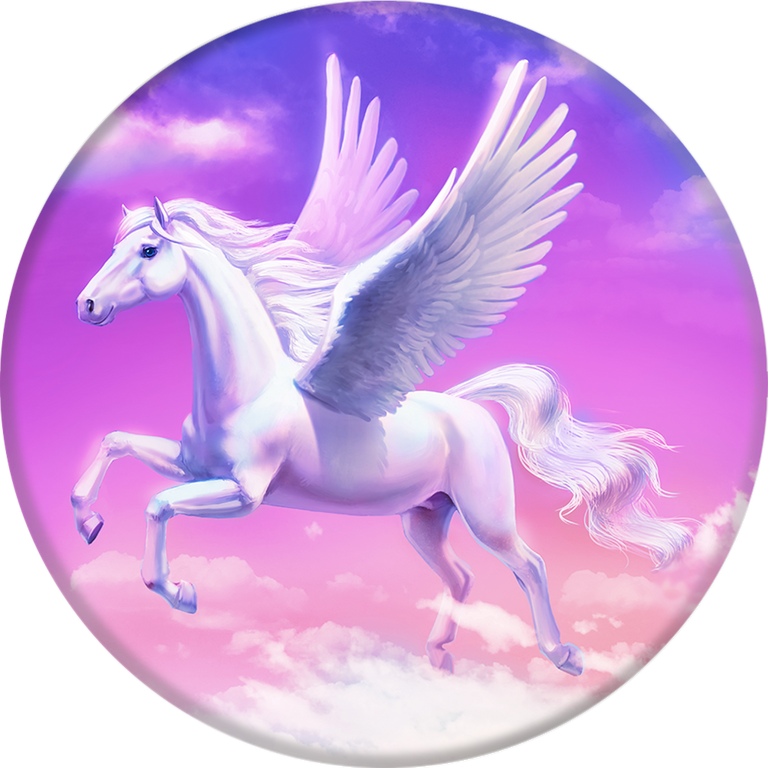 PopSockets PopGrips Pegasus Magic