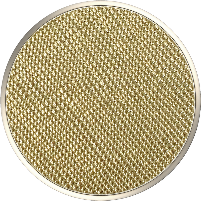 Popsockets PopGrips Saffiano Gold