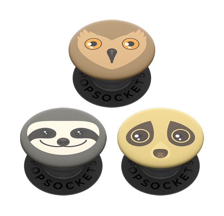 PopSockets PopMinis Creature Comfort