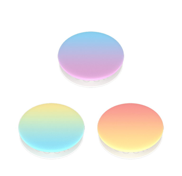 PopSockets PopMinis Misty Rainbow
