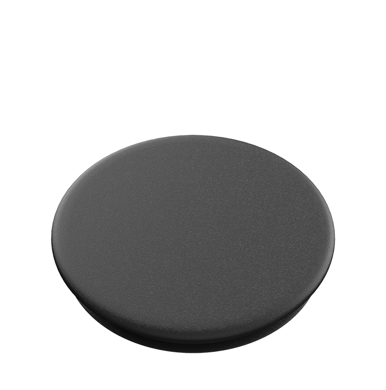 PopSockets Swappable PopGrips Aluminum Black