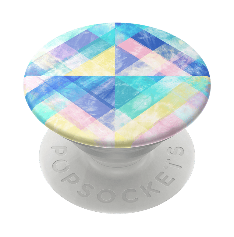 PopSockets Swappable PopGrips Chroma Collage