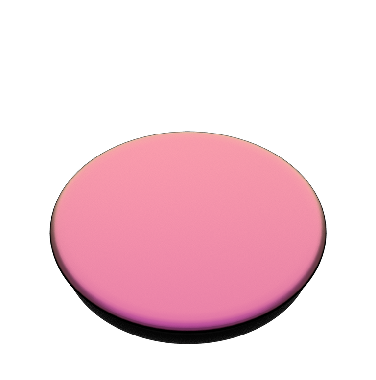PopSockets Swappable PopGrips Color Chrome Pink