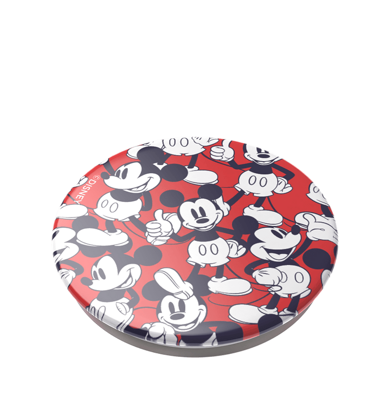 PopSockets Swappable PopGrips Disney Mickey Classic Pattern