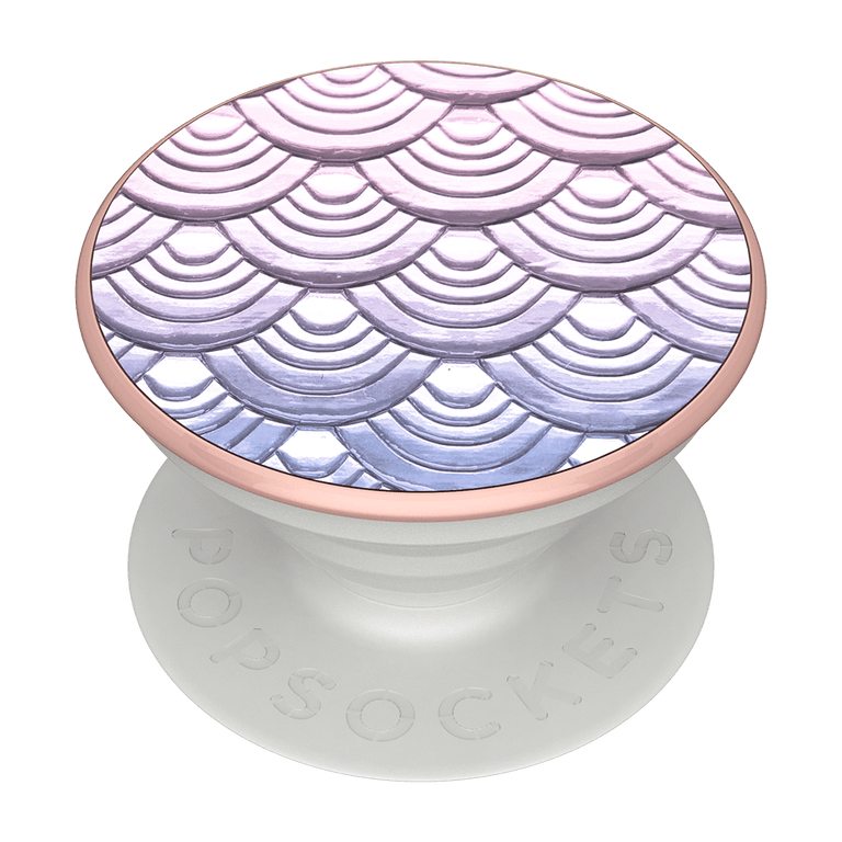 PopSockets Swappable PopGrips Iridescent Mermaid Pearl