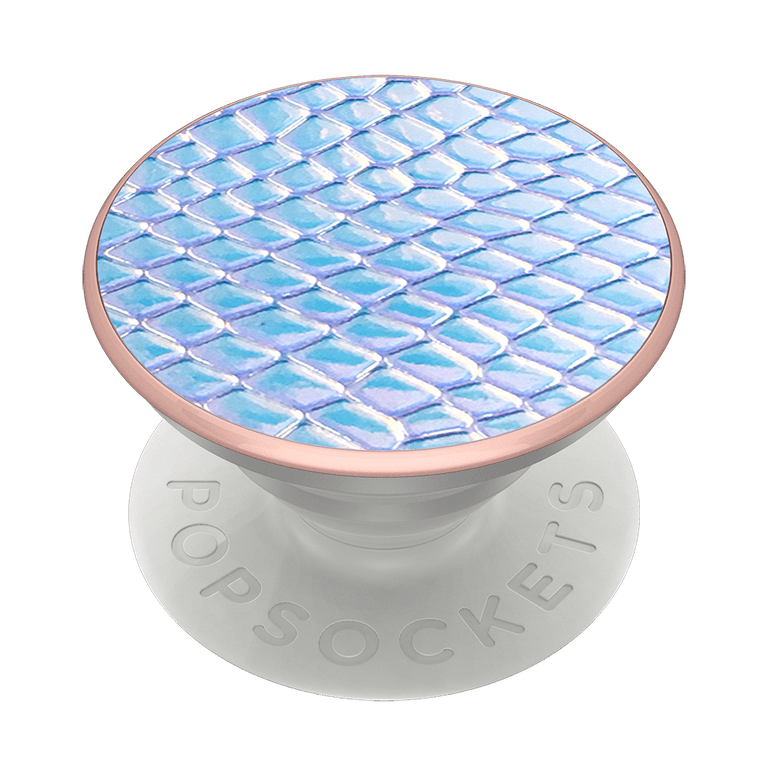 PopSockets Swappable PopGrips Iridescent Snake