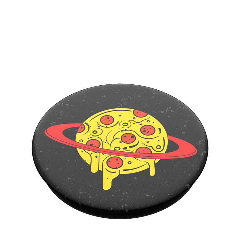 PopSockets Swappable PopGrips Planet Pepperoni