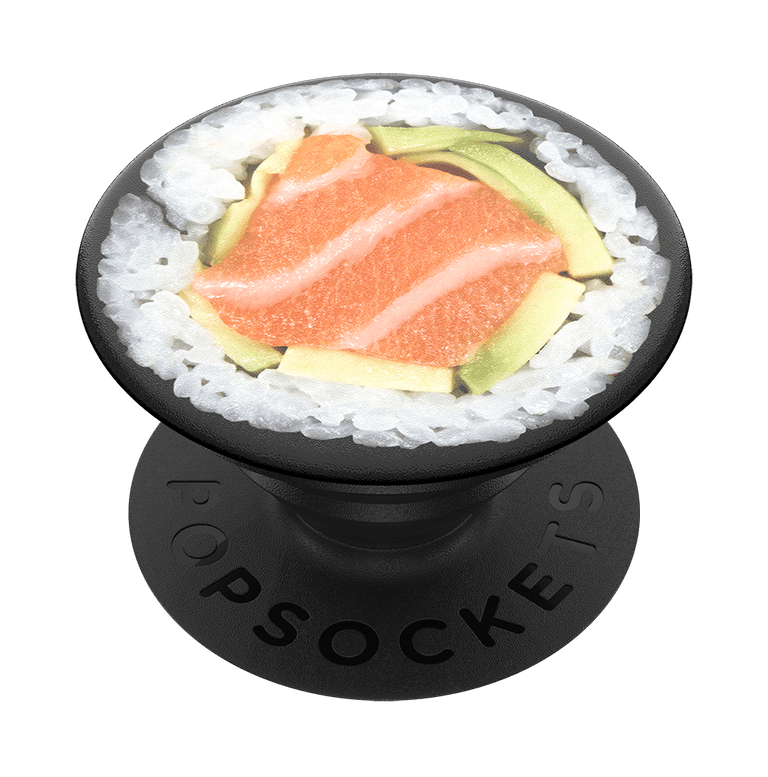 PopSockets Swappable PopGrips Salmon Roll